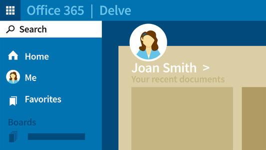 Office Delve是一种从整个工作生活中发现相关信息和联系的新方法