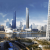 美国公司 Kohn Pedersen Fox已在广州建成了一座530米的摩天大楼