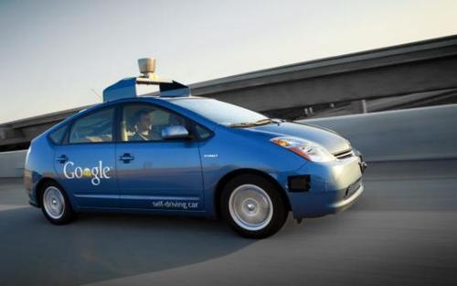 Google无人驾驶汽车引发联邦调查局对犯罪用途的担忧