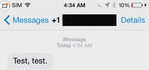 科普iOS8自动删除历史短信功能详细介绍及ios8.3新功能快速报告imessage垃圾短信