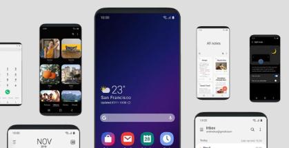 Galaxy S8 Android Pie更新随One UI Beta一起出现