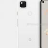 Pixel 4a的首次泄漏显示相机和指纹传感器被切掉