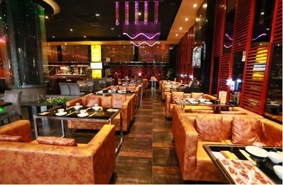 YOD Design Studio设计的新城市餐厅