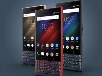 BlackBerry KEY2 LE香槟色和Atomic颜色抵达美国