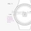 三星SmartWatch专利使用显示屏指纹传感器
