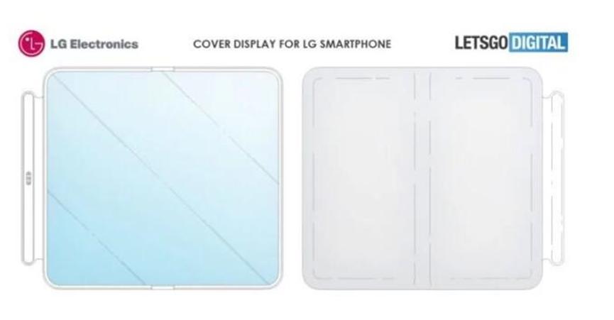 LG专利的可折叠OLED保护壳可包裹传统智能手机以形成双屏设计