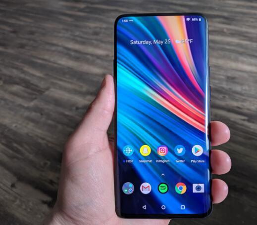 Android 10作为OxygenOS 10.0.1进入T-Mobile OnePlus 7 Pro