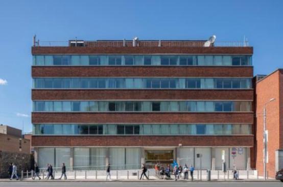 Union Investment已收购都柏林3600平方米办公物业Gandon House