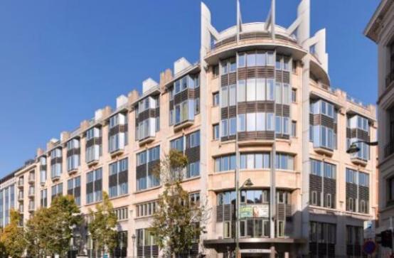 AEW收购布鲁塞尔的TrôneSquare办公楼