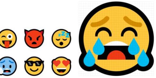 微软Emoji8使用机器学习来判断Emoji模仿