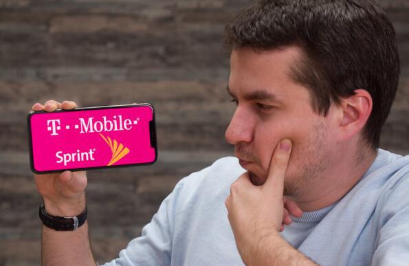 T-Mobile不会与Sprint达成当前合并交易