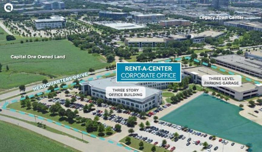 普莱诺的一个大型商业园区已出售给达拉斯的一家开发商