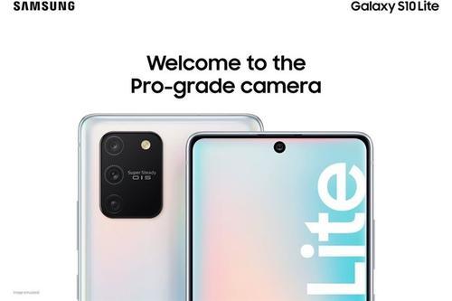 Note 10 Lite的第一张实时图片具有新功能