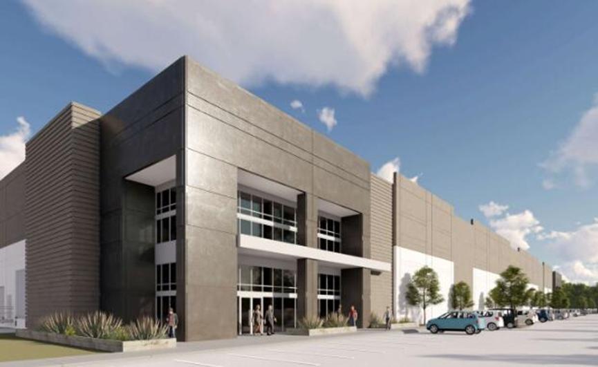 梅斯基特批准新的I-30商业园区
