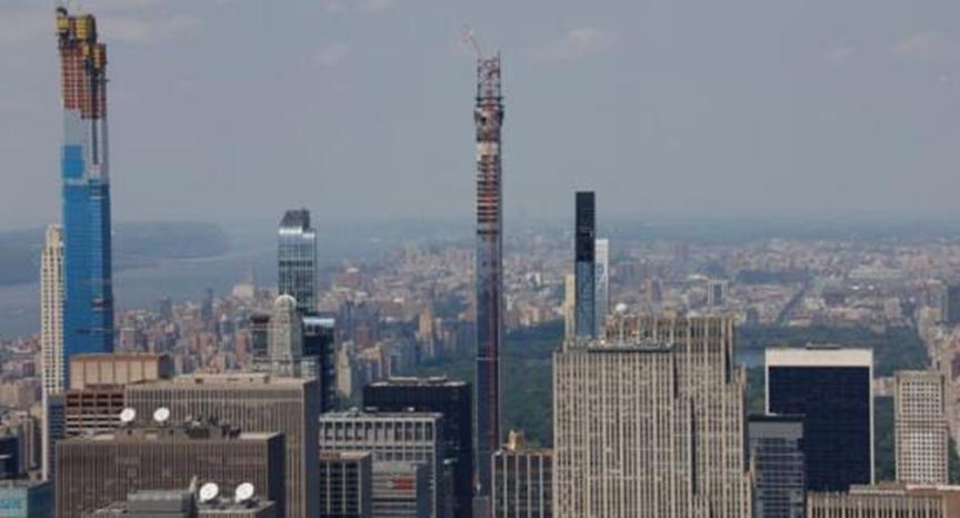 第四季度曼哈顿最昂贵公寓的销售额暴跌近40%