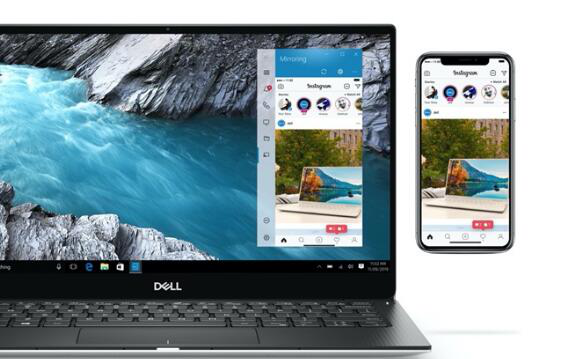 即将发布的更新将使戴尔笔记本电脑能够镜像Apple iPhone屏幕