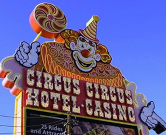米高梅度假村以8.25亿美元的价格出售马戏团