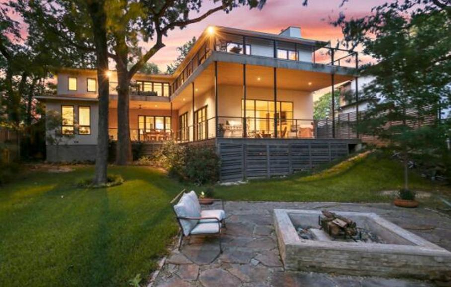 了解价值146.5万美元的Kessler Reserve住宅如何展示其自然环境