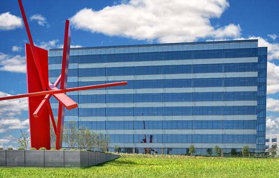 公司合并后 弗里斯科大厦填补了空缺