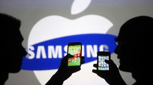 三星和苹果在美国手机销售中占据主导地位 占后付费市场的90%以上