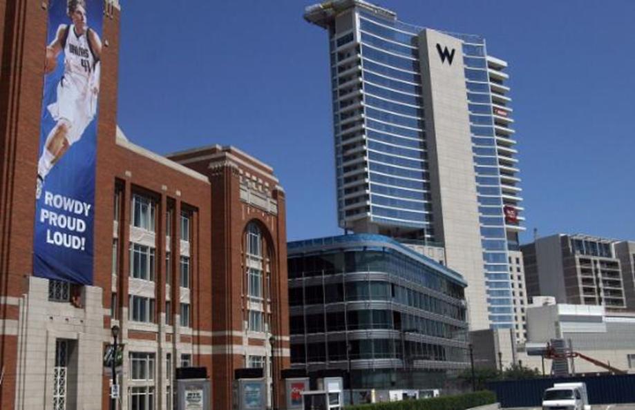 胜利公园的W酒店出售给达拉斯投资者 后者计划进行2100万美元的改建