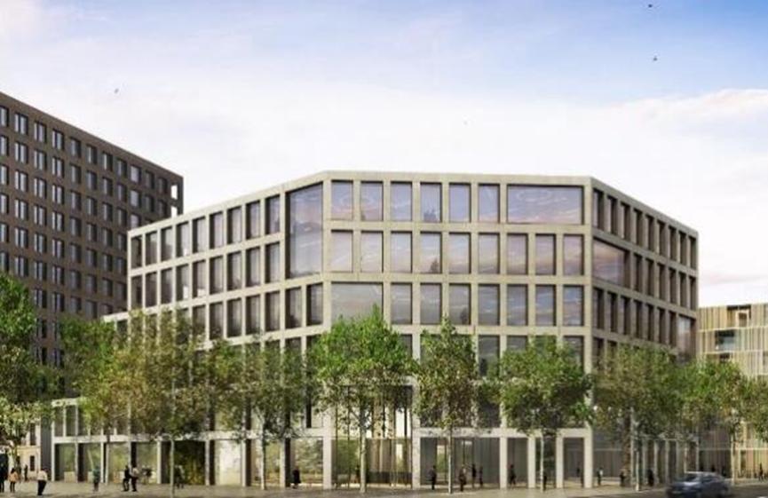 Commerz Real投资1.3亿欧元用于巴塞罗那办公计划