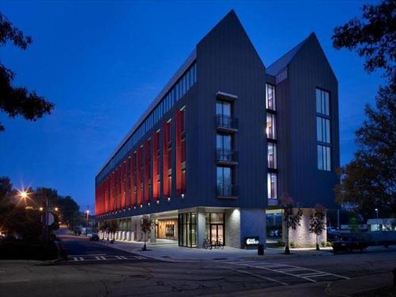 靛蓝酒店将在莫斯科首次亮相