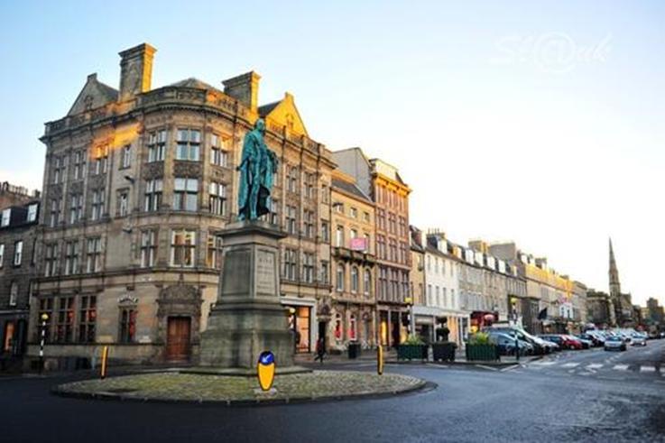 区域房地产投资信托以约1200万欧元收购爱丁堡办事处
