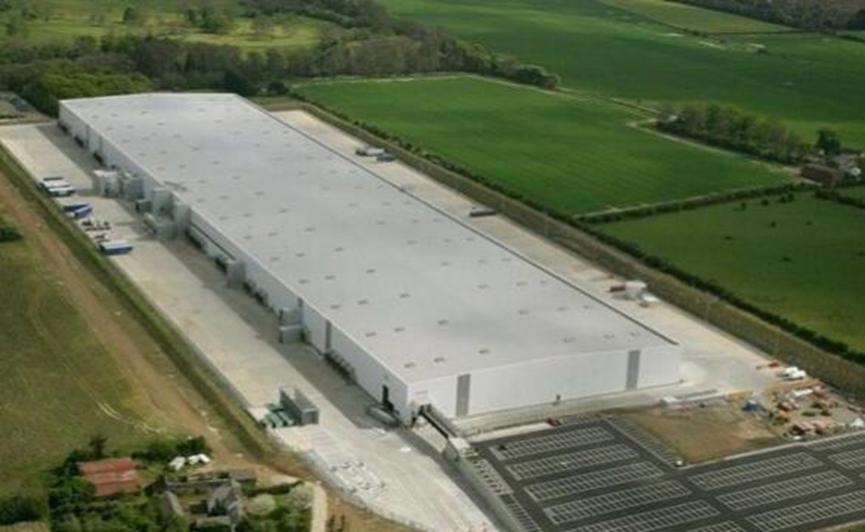 DTZ投资者以1.6亿欧元收购Tesco分销设施