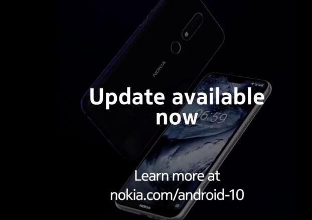 诺基亚另一款中端智能手机获得Android 10称号