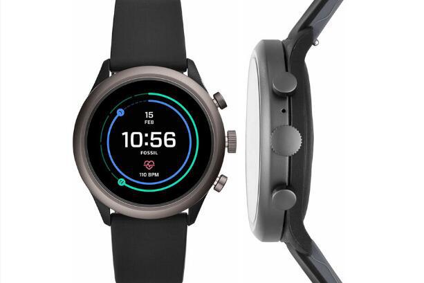 Fossil将其出色的定制电池模式带入更多智能手表