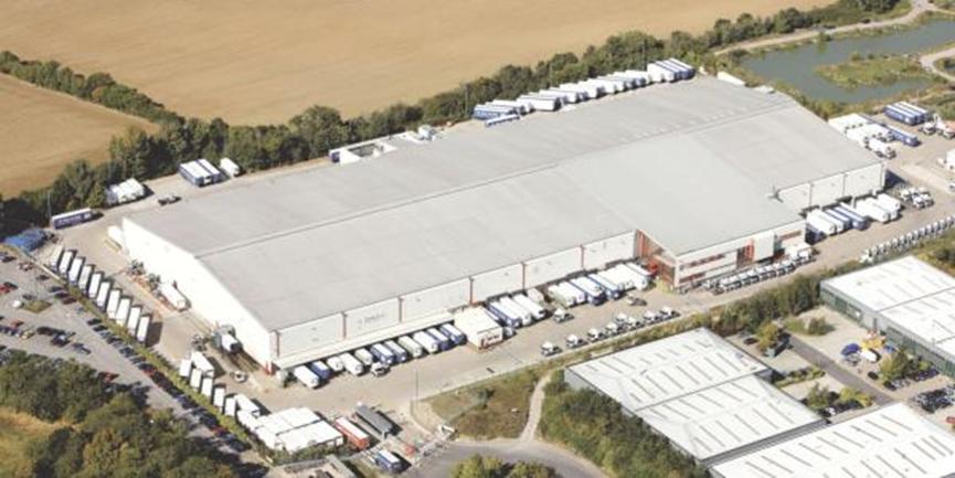 Tritax Eurobox在Bochum物业获得新租赁