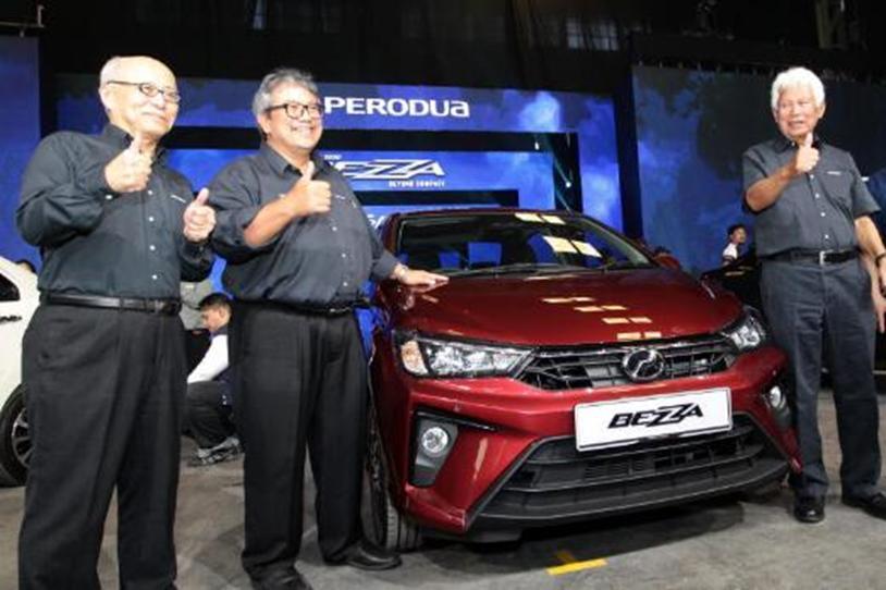 2020年Perodua Bezza售价从RM34,580增至RM49,980