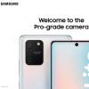 这是Galaxy S10 Lite和Galaxy Note 10 Lite可能开始发货的时候