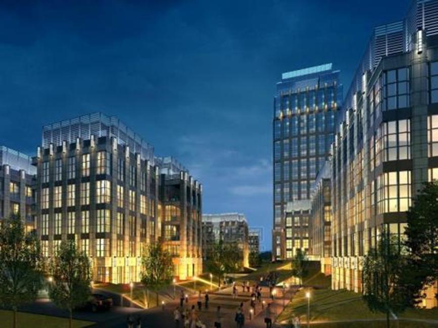 Sirius房地产公司收购了两个商业园区