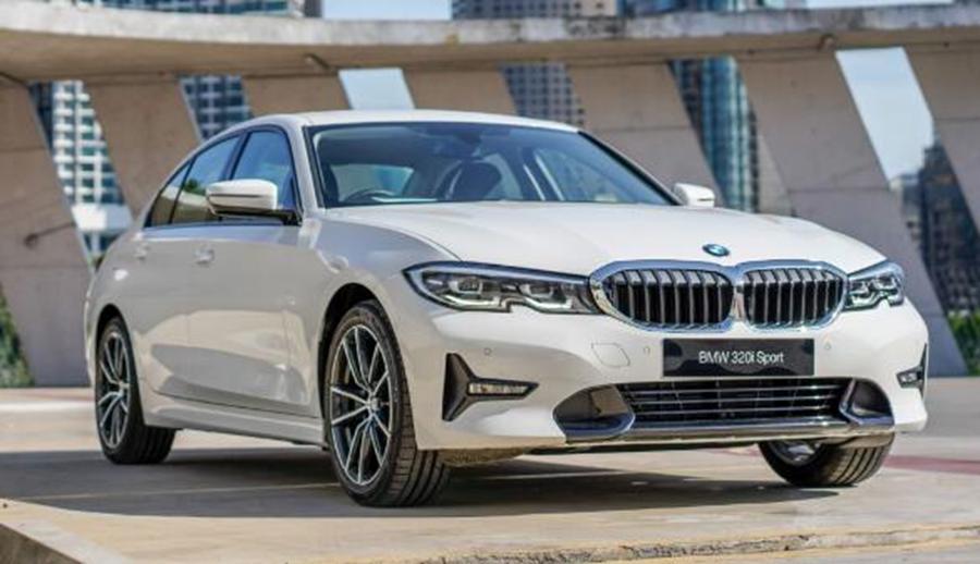 全新CKD BMW 320i Sport售价为243800令吉