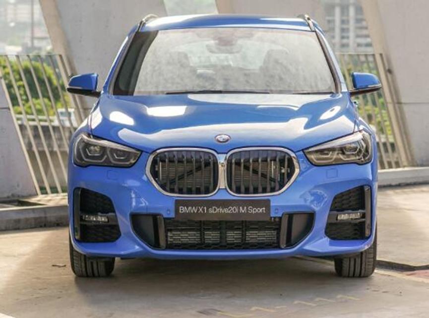 马来西亚宝马推出了新的本地组装宝马X1 sDrive20i M Sport