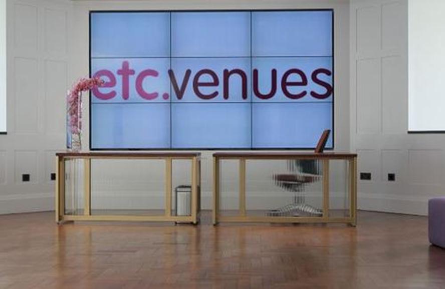 etc.venues在2020年全球投资2,000万英镑用于新空间的途径