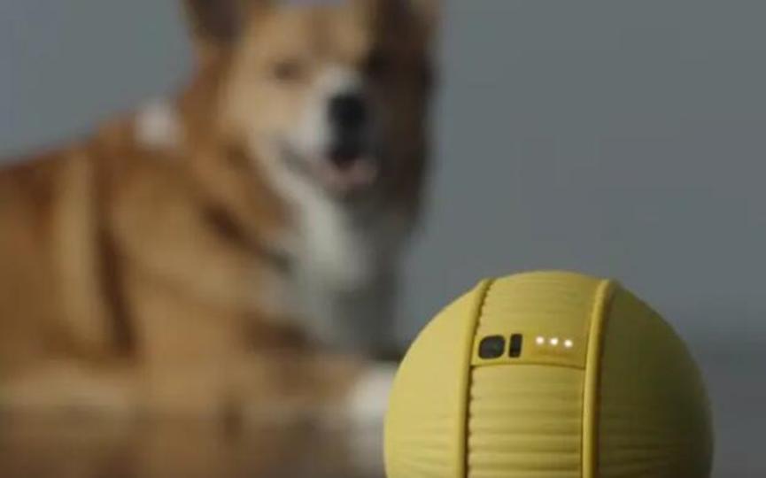 三星在2020年国际消费电子展上推出了球形机器人Ballie