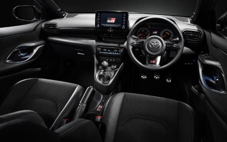 Toyota GR Yaris在2020年东京汽车沙龙举行首演