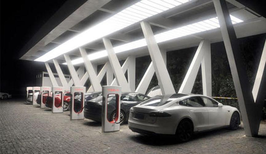 美国建筑法规将电动汽车充电站带入新房