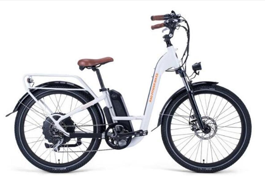 Rad Power Bikes的新型电动自行车提高了辅助功能和可见性