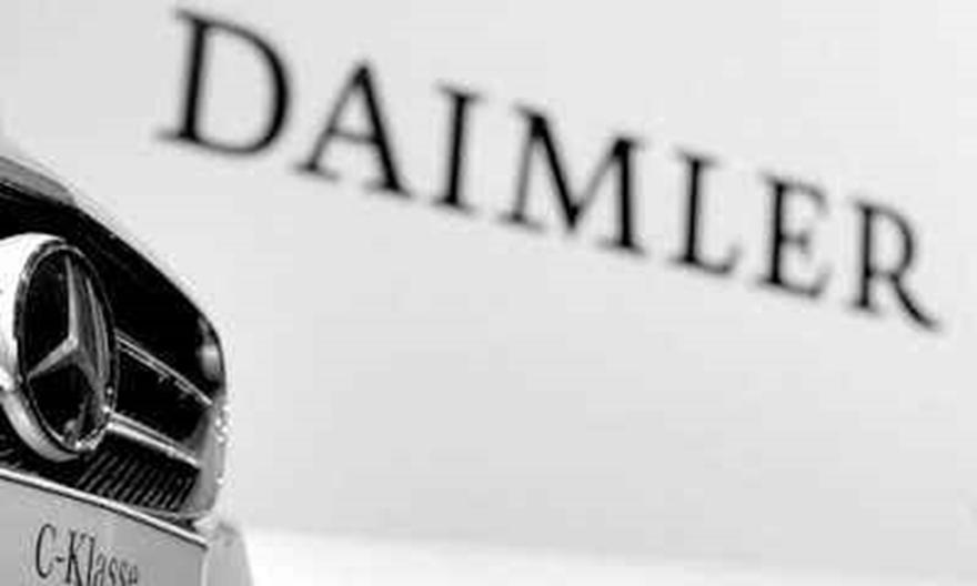 戴姆勒投资者因缺乏关于柴油排放作弊装置的披露而提起$ 1B诉讼