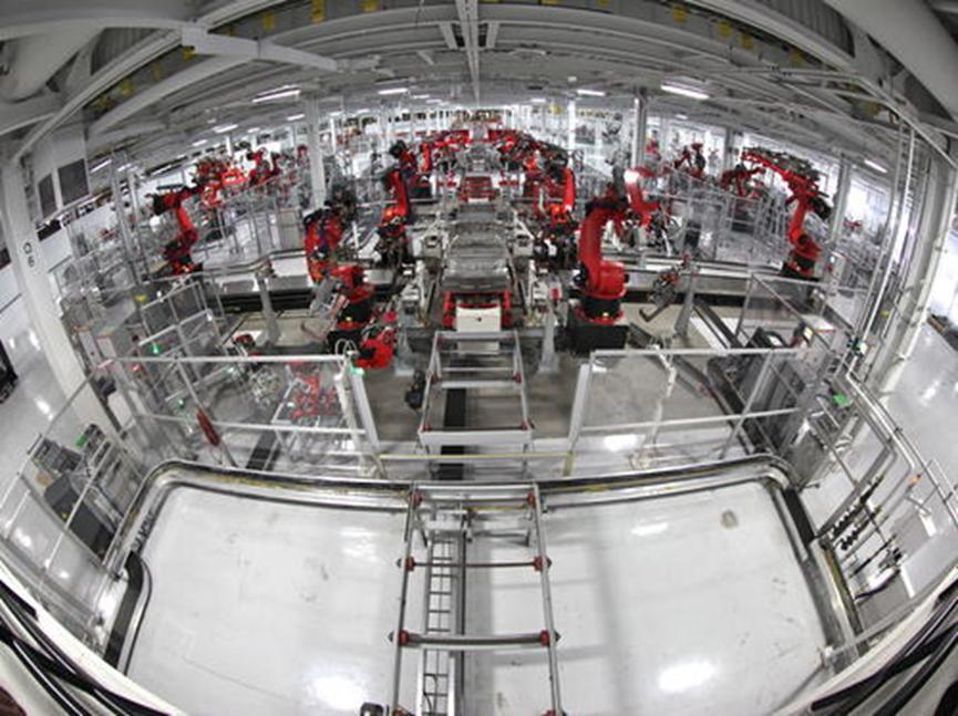 考虑仅在中国的年销量就达65万辆 特斯拉将目标价格提高了30%