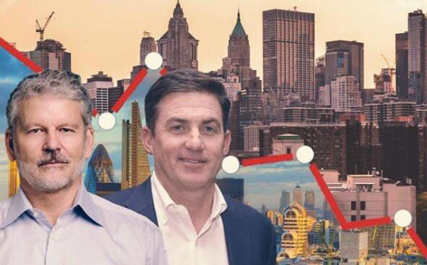 纽约的WeWork租赁签约跌至五年低点