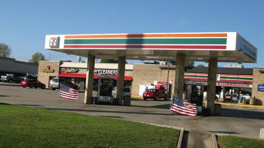 美国加油站升级信用卡读卡器的方式落后