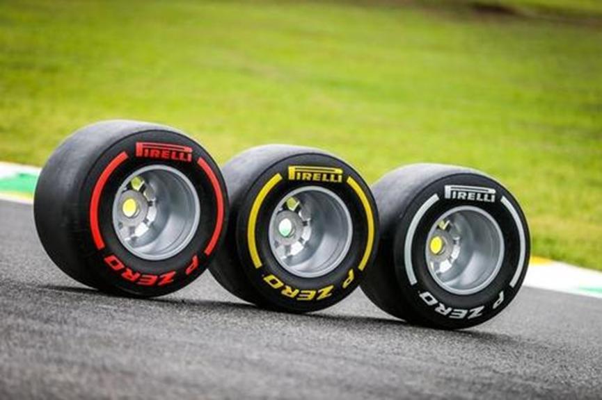 倍耐力预计2020年轮胎决定后的F1更具可预测性