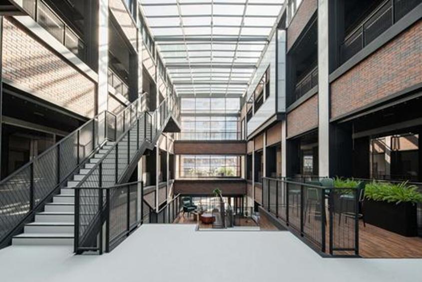 该隐国际收购了两座马德里办公楼