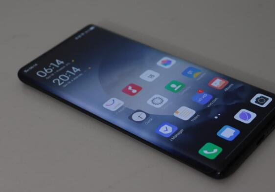 vivo将在MWC 2020上展示另一款APEX概念手机