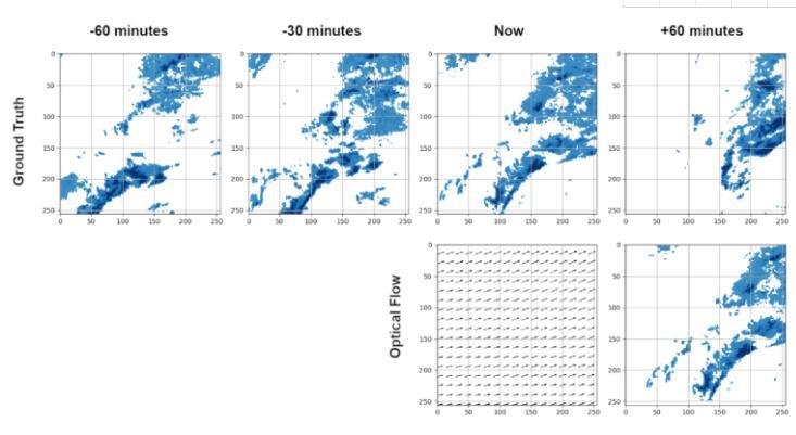 谷歌的AI方法能够在几分钟内预测天气